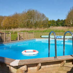 Gardens, Pool and Hot Tub
