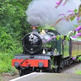 Smugglers, spas and steam trains