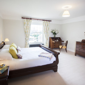 Living Spaces and Bedrooms
