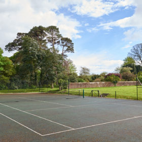 Pool, Tennis, Gardens & Grounds