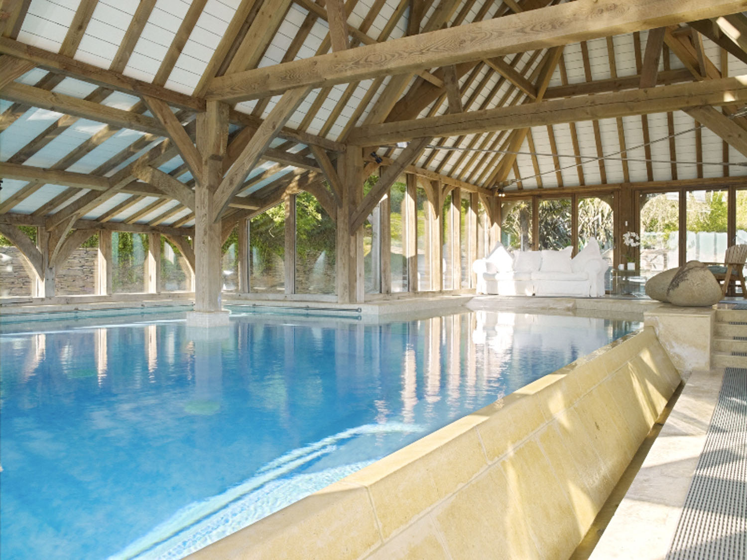 Large Holiday Cottages Uk With Pool