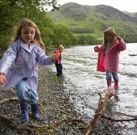 Kids on the Lakes