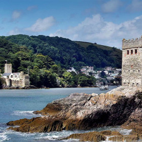Indulge in Dartmouth, get active on Dartmoor