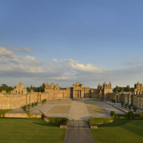 Palaces, pampering and potting